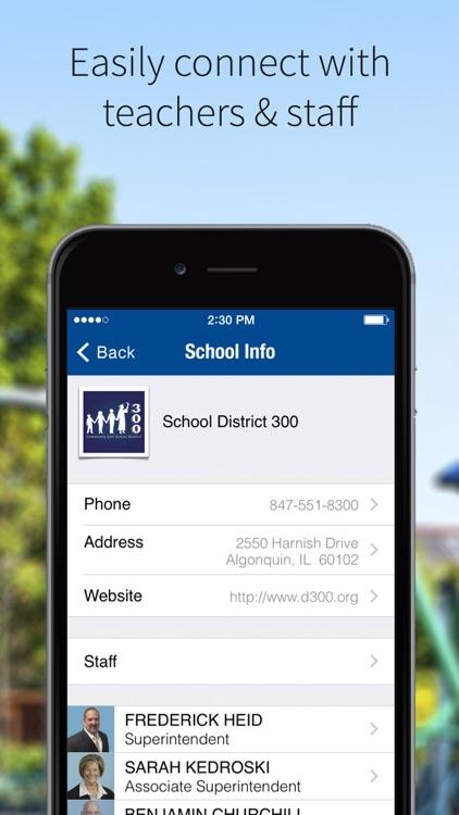 School District 300