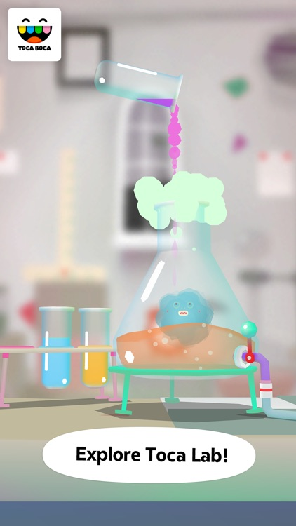 Toca Lab: Elements screenshot-1