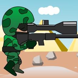 Commando Counter Zombie Strike