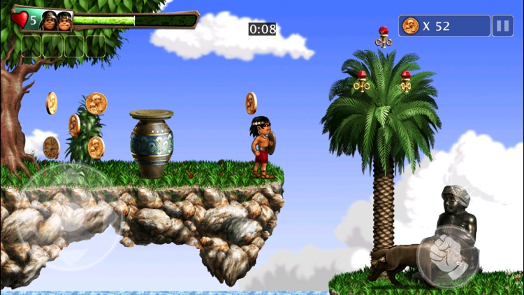 Babylonian Twins (Premium) Puzzle Platformer screenshot-4