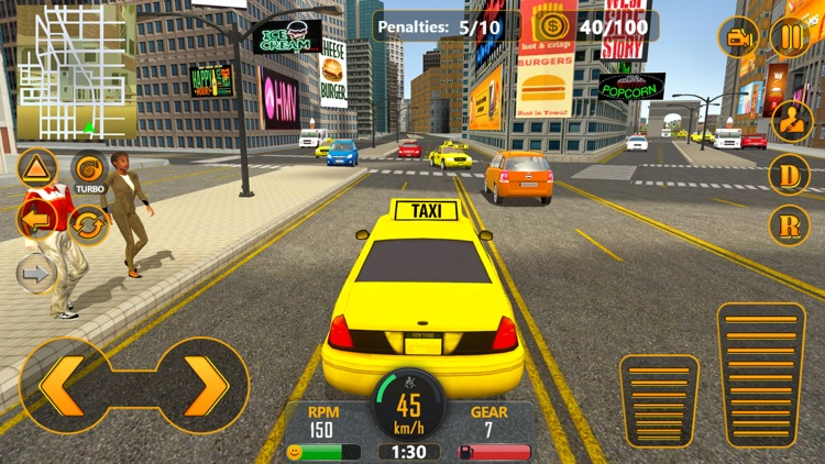 NYC Fastlane Taxi Driver screenshot-0
