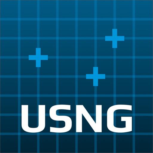 USNG Me - United States National Grid GPS
