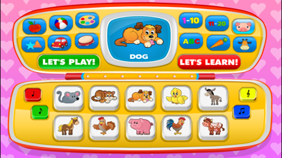Baby games for one year olds. screenshot 2
