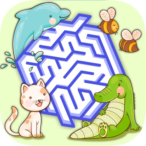 Animal Maze Game  - 3D Classic Labyrinth