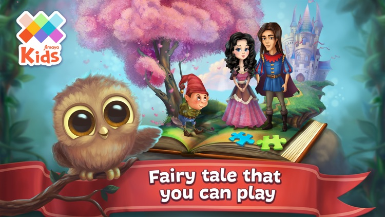 Snow White and the Seven Dwarfs by Grimm Brothers