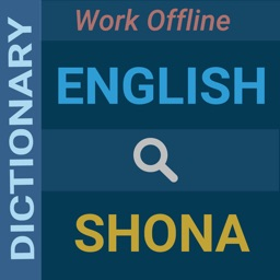 English : Shona Dictionary