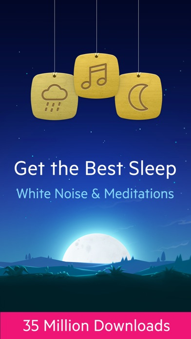 Relax Melodies: Sleep Sounds, White Noise & Fan app image