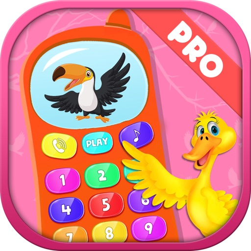 Babys Phone Birds Kids Game Pro