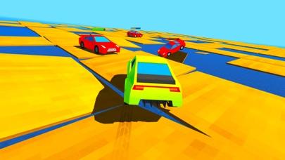 Pixel Car Dropout Screenshot