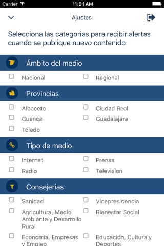 Resúmenes de Prensa JCCM - náhled