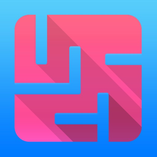 The Maze - try to find a way out iOS App