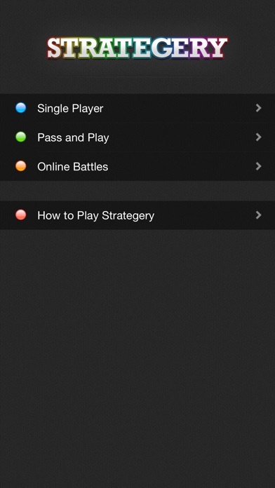 Strategery review screenshots