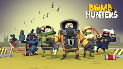 Screenshot from Bomb Hunters