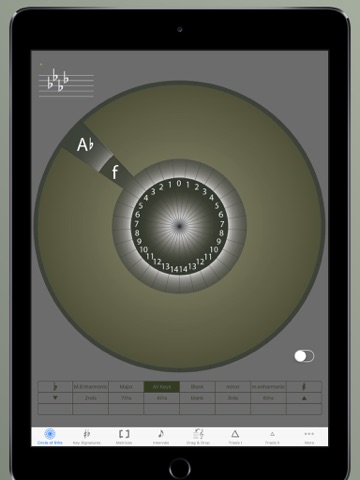 Circle of 5ths Master HD, 2nd Edition - náhled