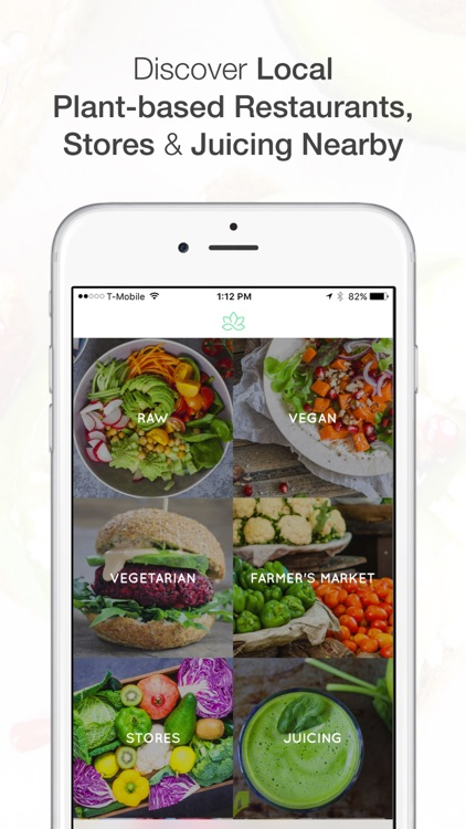 Plants - Vegan Food Finder screenshot-0