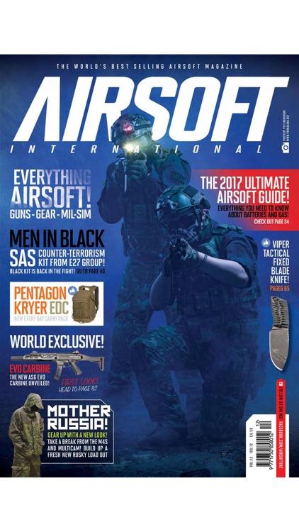 Airsoft International Magazine screenshot-4