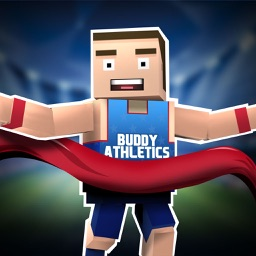 Buddy Athletics - Track and Field Arcade Game