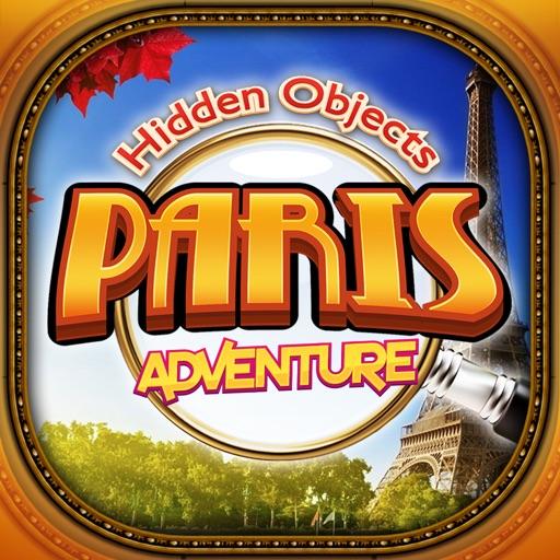 Hidden Objects Paris Adventure Object Time Puzzle