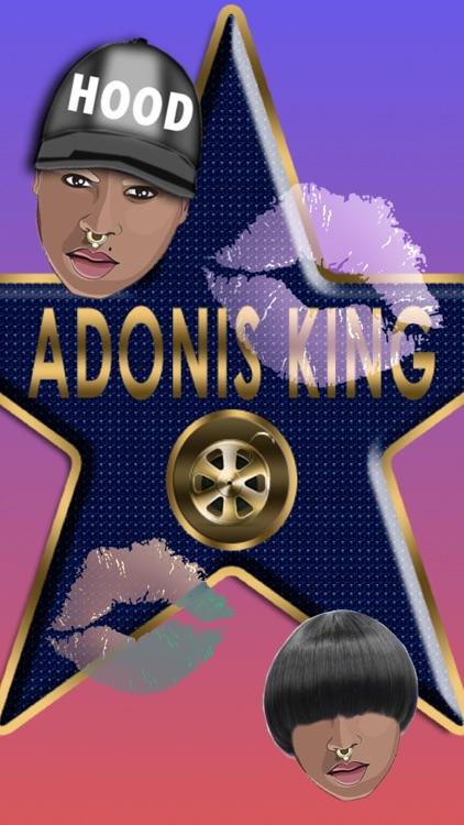 KingMoji - Adonis King Emojis