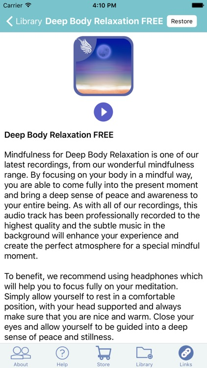 Heal Yourself NOW: Mindful Meditations for Healing screenshot-3