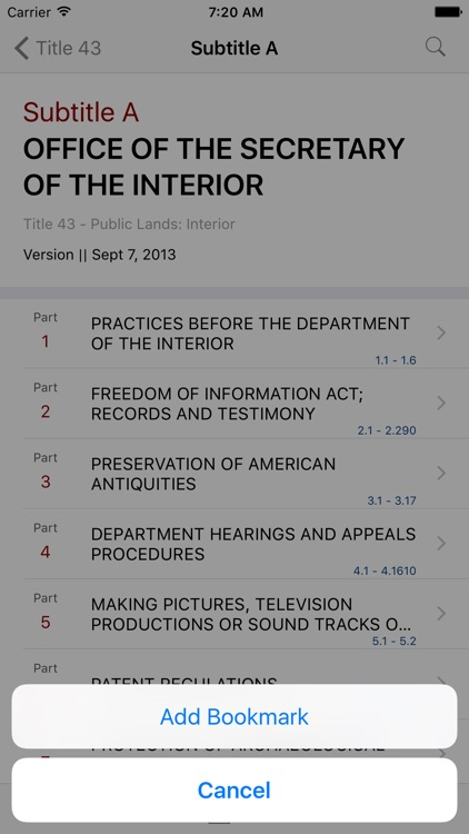 43 CFR - Public Lands: Interior (LawStack Series)