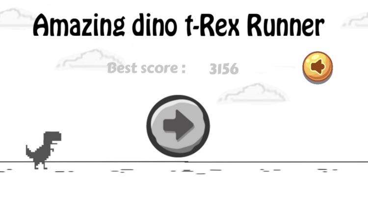 Amazing Dino T-Rex Runner