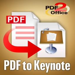 PDF to Keynote by PDF2Office - the PDF Converter