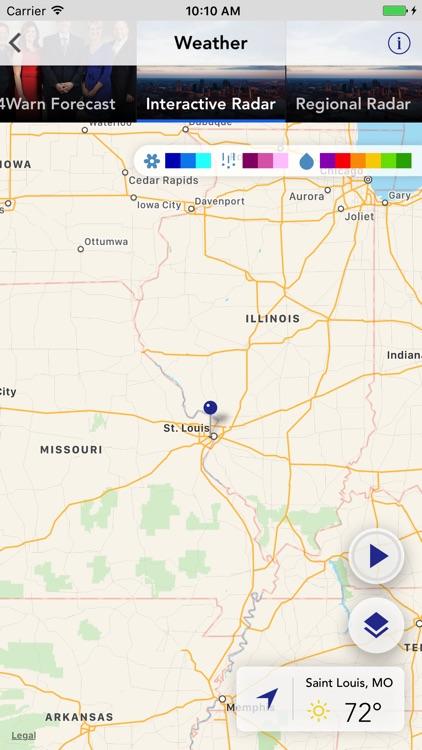 KMOV News St. Louis screenshot-4
