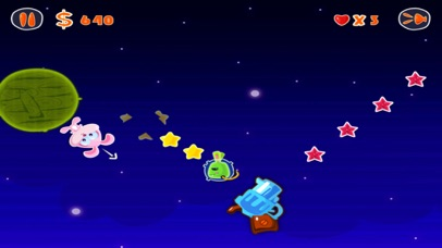 Space Leaper screenshot 1