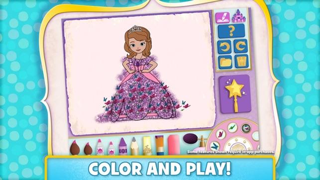 Disney Color and Play en App Store