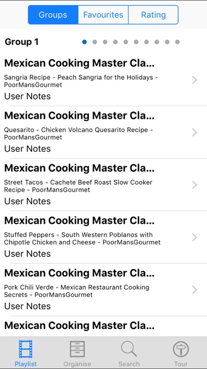 Mexican Cooking Master Class screenshot-1