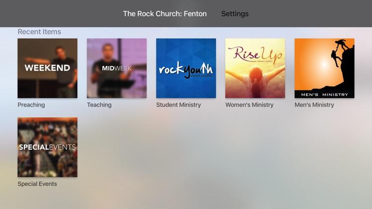The Rock Church: Fenton