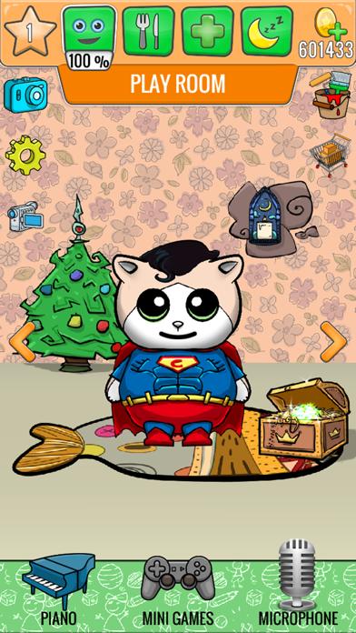My Talking Cat - Virtual Pet Games For Kids