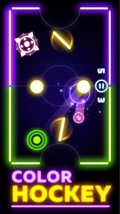 Color Hockey screenshot-4