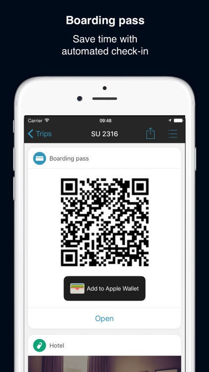 App in the Air screenshot-3