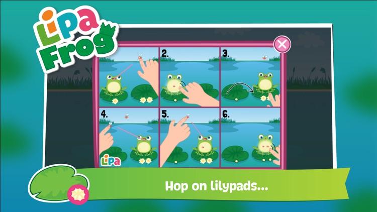Lipa Frog