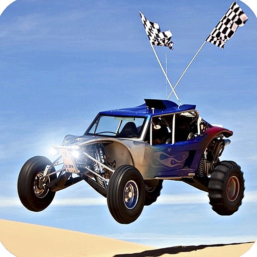 Extreme Offroad Racing: 4x4 Mountain Stunts iOS App