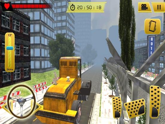 Road Construction: Build City for Heavy Traffic 3d screenshot 6