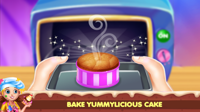 Real Cake Maker For Fun screenshot three