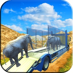 Wild Animal Trailer Parking 2k17