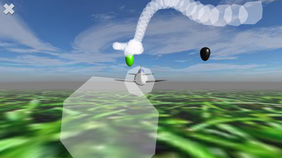 Little Airplane 3D for kids: learn numbers, colors screenshot three
