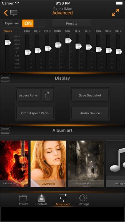 VLC Remote Free screenshot-4