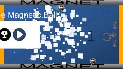 Magnetic Ball - Cool 2D Endless Run Game for Kids-1