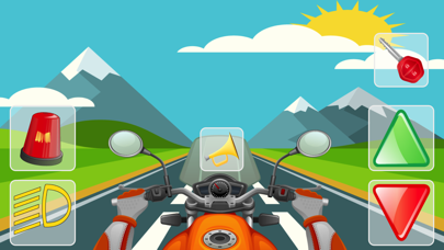 Baby Moto Rider - your toddler's first motorbike screenshot one