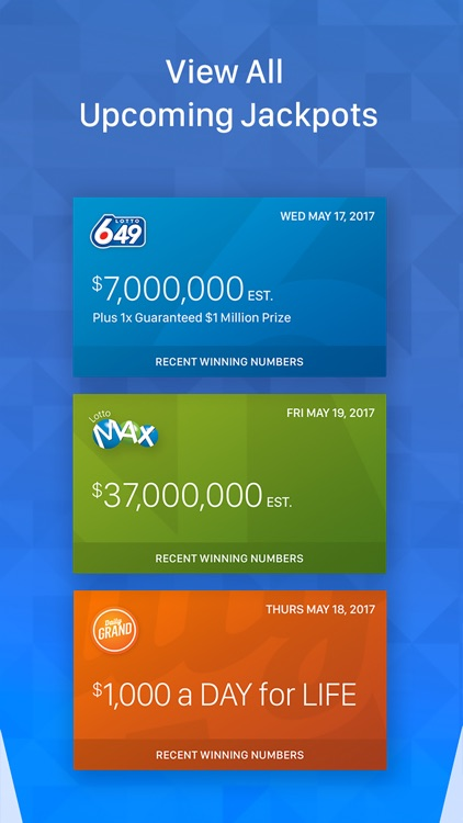OLG Lottery screenshot-1
