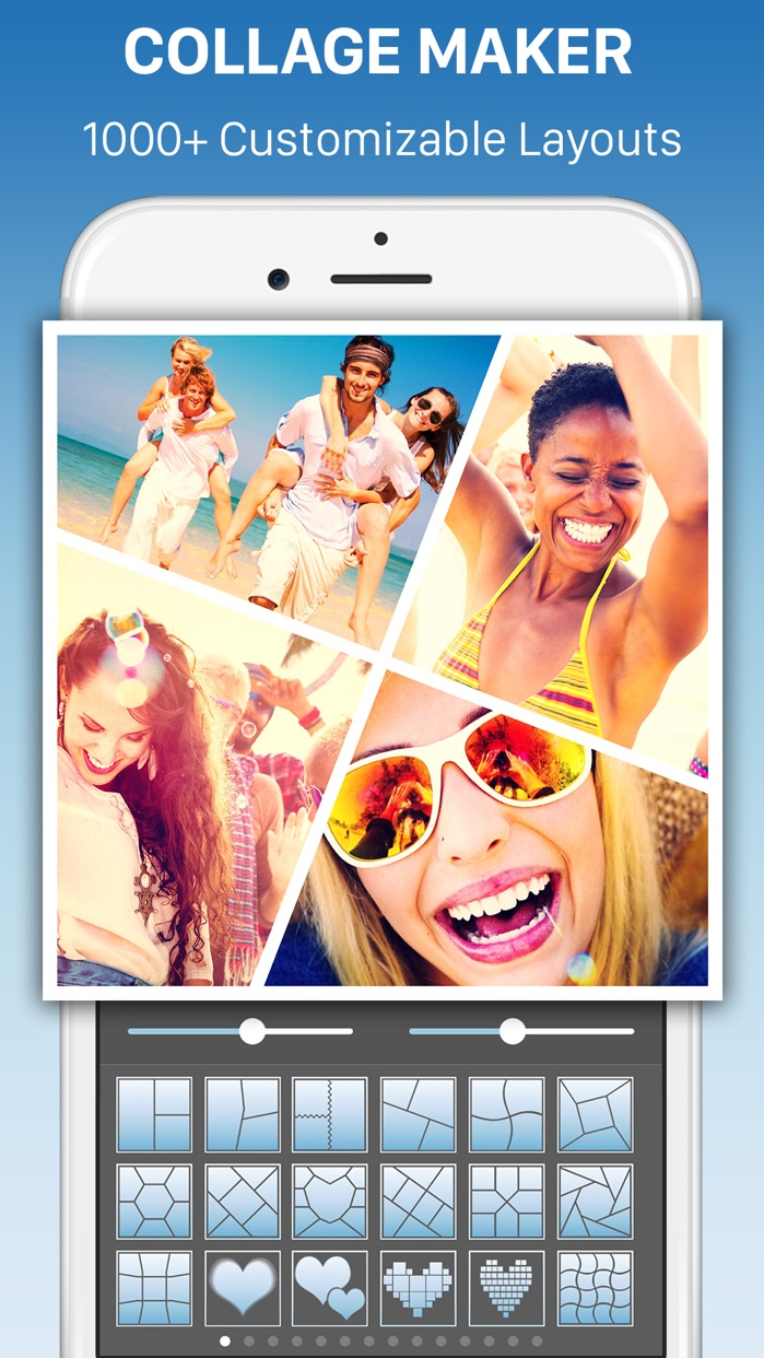 Collage Maker - Mixgram Editor Screenshot