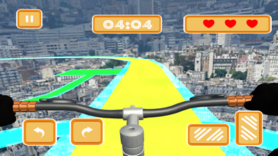 Bicycle Stunts Rider : Off Road Bicycle Rider screenshot two