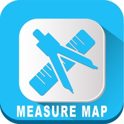 Measure Map Plus - Calculate Area and Length