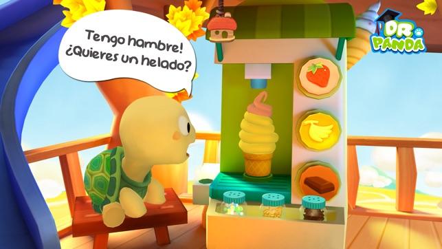 Dr panda y la casa de dodo en app store