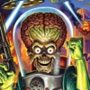 Mars Attacks Stickers
